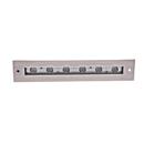 LED RGB/DMX HAVUZ ARMATÜRLER DİKDÖRTGEN PASLANMAZ 006W/012W